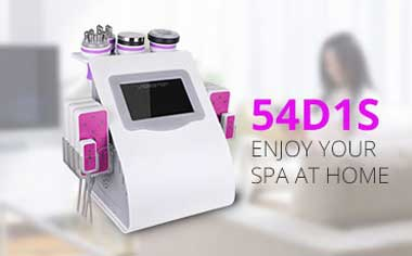 MYCHWAY Video | 54D1S 5IN1 Ultrasonic Cavitation Vacuum Rf Body Slimming Skin Lifting