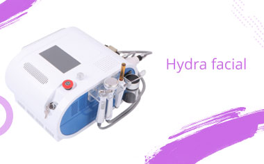 myChway Video | 35B1 Hydrafacial Treatment+Micro Current+ Hot/Cold Facial Care